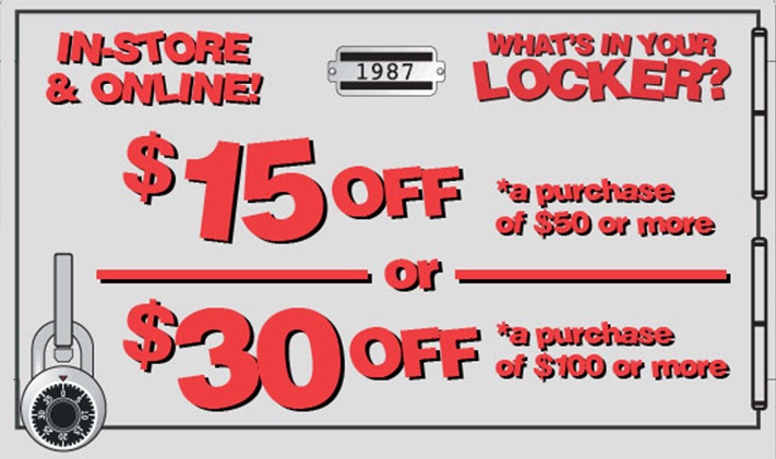 Lady foot locker coupon code