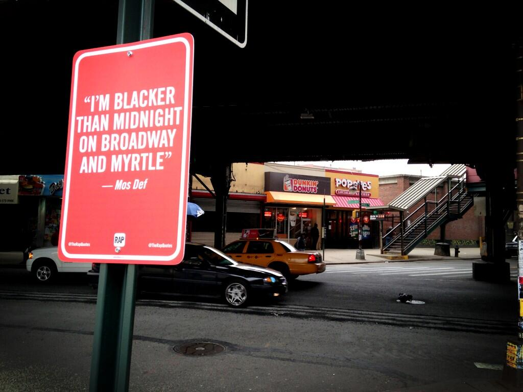 myrtle and broadway