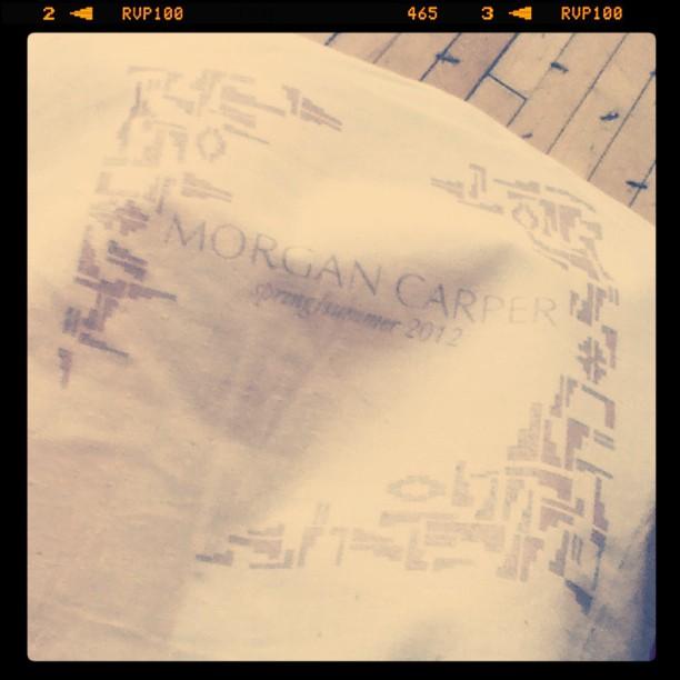 morgan carper bag